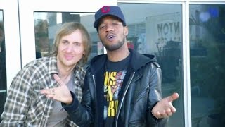 David Guetta feat Kid Cudi - Memories Extended Remix