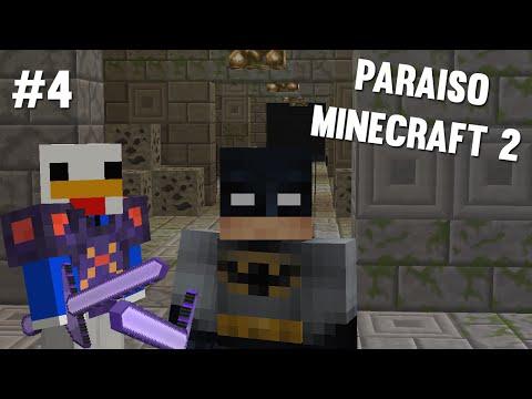 Casa de brujas - PARAISO MINECRAFT 2 - #4