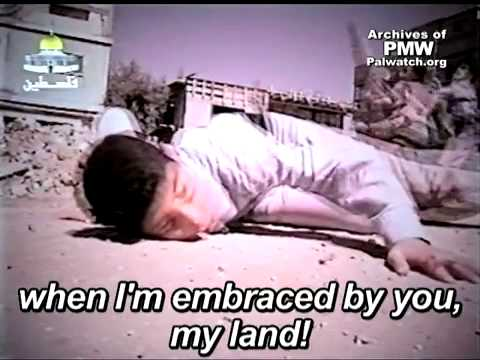Martyrdom is sweet, in song indoctrinating Palestinian children on PA TV