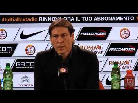 Roma, Rudi Garcia: 'Destro è stato ceduto perché voleva giocare. Prenderemo una punta centrale'