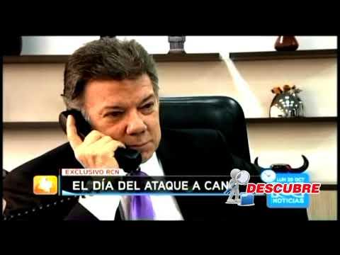 Especial paso a paso operacion odiseo Muerte a Alfonso Cano Jefe FARC Colombia
