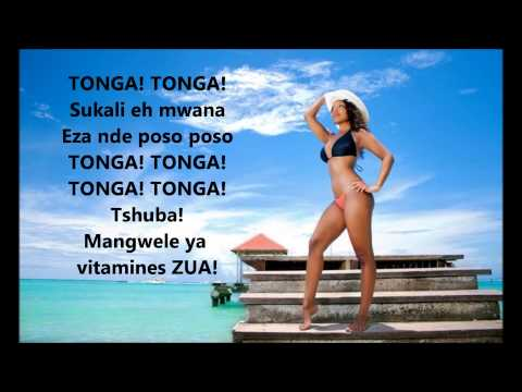Yakil - Tonga (lingala Mix) Lyrics video