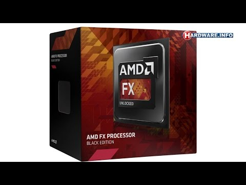 AMD FX-8370E processor review - Hardware.Info TV (Dutch)