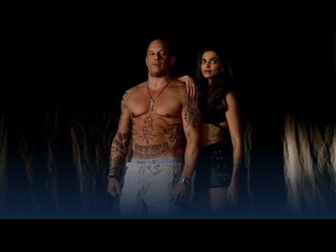Deepika Padukone and Vin Diesel, Once Again From the Sets of xXx