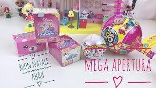 Mega Apertura Disney Happy Places per casa di bambole Pikmi Pop Surprise  Surprizamals