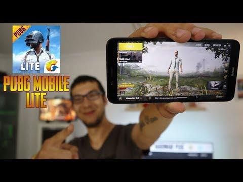 PUBG Mobile Lite oynadık! | 1000 TL'lik telefon ile PUBG keyfi
