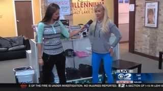 Robyn Maher (Trainer Robyn) KUTV 2 Interview