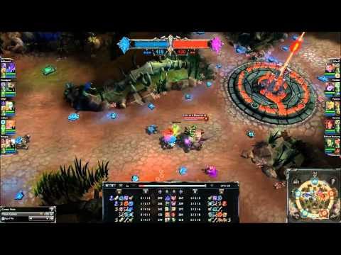 DominateDominion #61 Finals Game 2 Clueless vs Pays Evelynn Child Support
