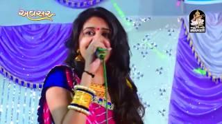 Kinjal Dave   AVSAR - 4   Mahesana LIVE   Nonstop Gujarati Garba 2017   Produce by STUDIO SARASWATI