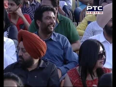 Celebrity Cricket League | Punjab De Sher Vs  Mumbai Heroes Cricket Match 2015