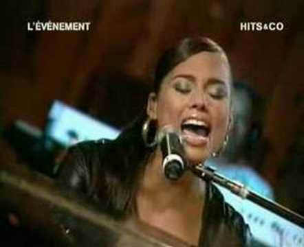 Alicia Keys - If I Ain't Got You, Woman's Worth & Fallin' (L Music Videos