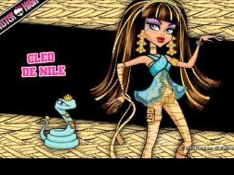 Monster High Songs