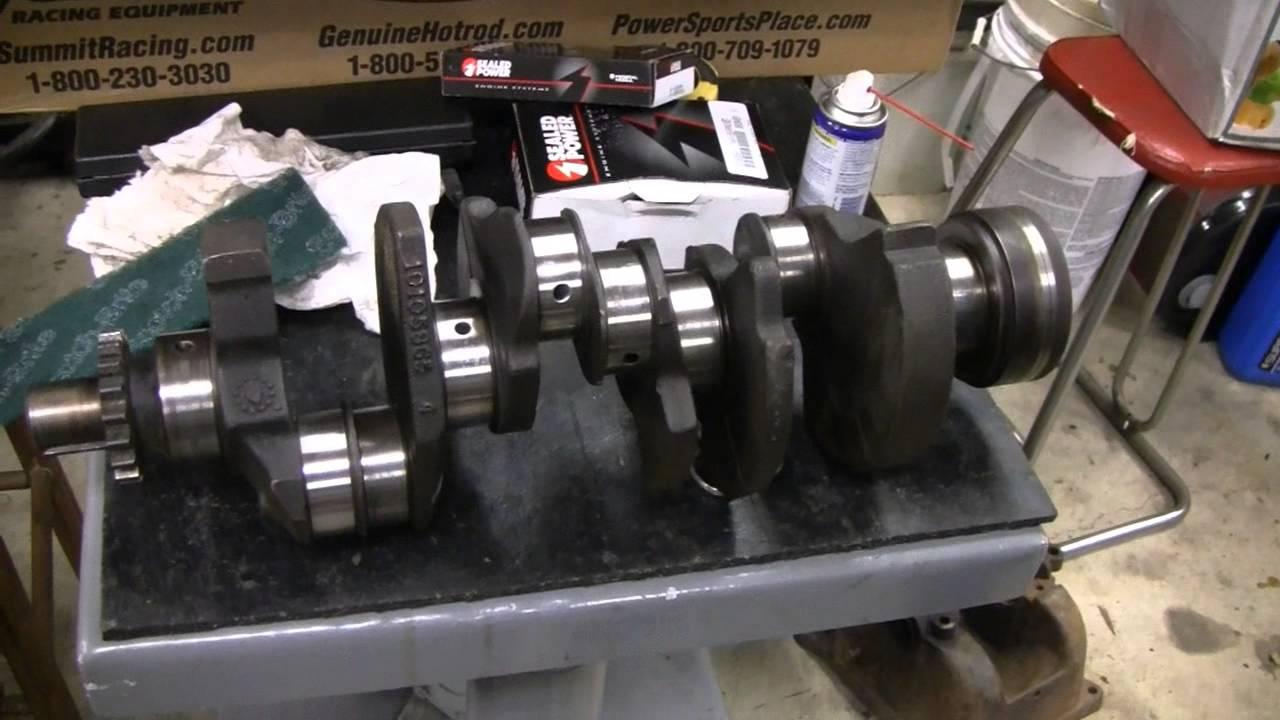 Chevy 4 3 Engine Rebuild  Part 3