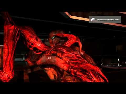 Dead Space 2 - Multiplayer - Marker Lab - Level 60 Team Match