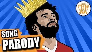 جماهير ليفربول يغنون لمحمد صلاح من جديد