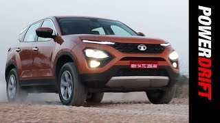 Tata Harrier: Bang for buck, Creta beware! : PowerDrift