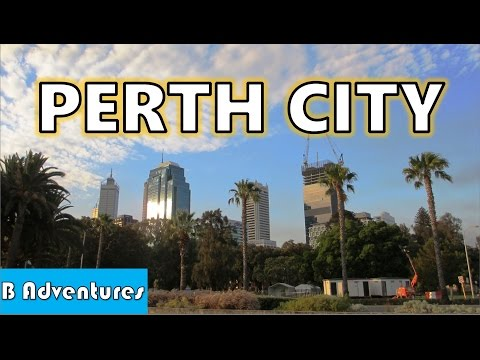 Travel Series: Perth Trip, Western Australia, Part 1