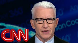 Anderson Cooper: Trump's 'hoax' claim on Russia now weaker