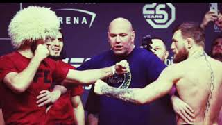 Conor vs khabib UFC weighin music