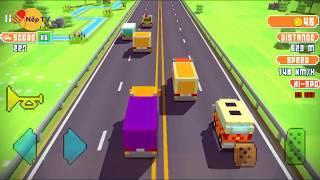Game kids - Highway trò chơi dễ thương cho bé với phong cách Lego - Nếp TV