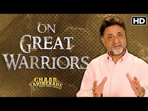 Harry Baweja Compares Banda Bahadur To Bajirao | Chaar Sahibzaade: Rise Of Banda Singh Bahadur