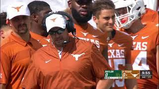 2018 - Game 7 - #9 Texas vs. Baylor