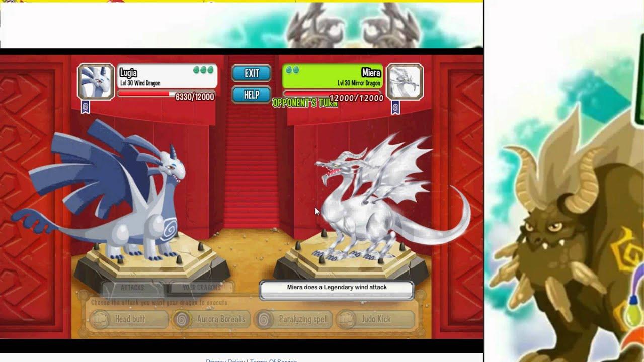 Dragon City Dragão Puro Dragon City Dragao Puro ou