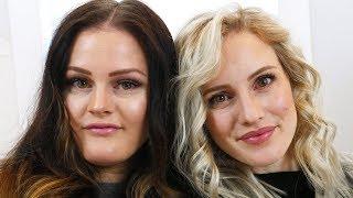 Hair Curling Tutorial | Ellie and Bonnie
