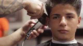 Vlog 1 First Day of School Haircut
