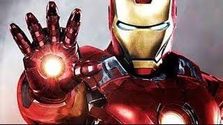 Especial Guerra Civil - Speedart Homem de Ferro #TeamStark