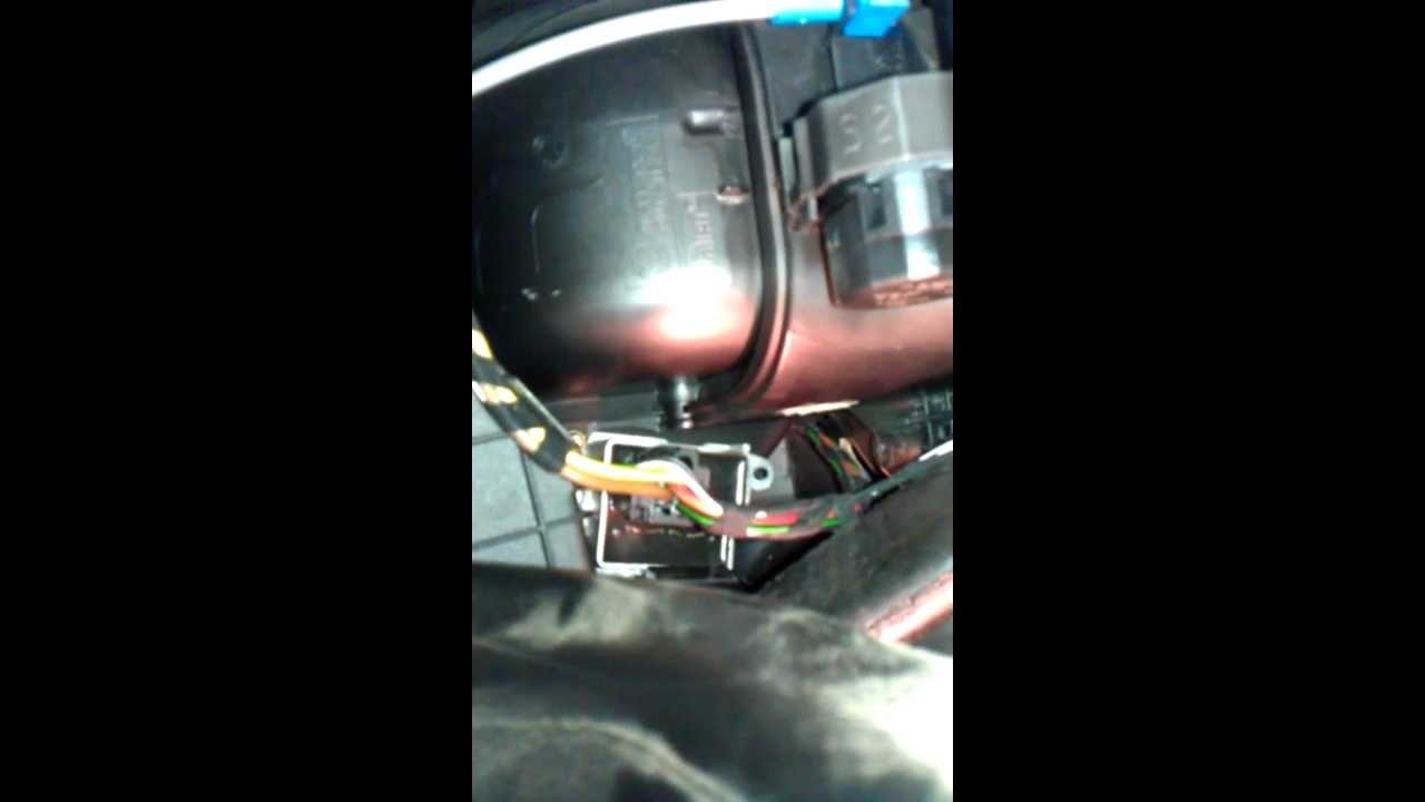 Range Rover L322 Final Stage Resistor Location Youtube