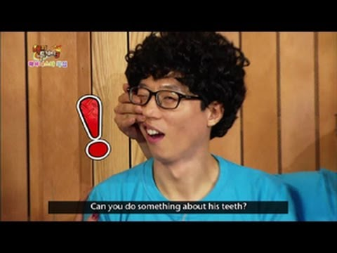 Happy Together - Fashion People: Um Jeong Hwa, Kim Sang Kyung & more! (2013. 05. 29)