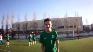 Desafio Bola na Barra - Lourinhanense (Infantis Sub 12) 16/17