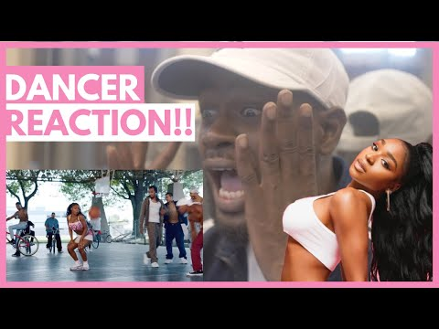 DANCER REACTS to Normani - Motivation (Official Video)