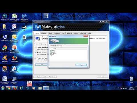 Como remover malwares com MalwareBytes Anti-Malware