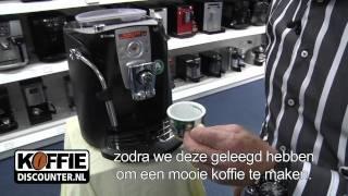 Philips Saeco Talea Ring Plus Black RI9826 Weekendknaller. Philips Saeco RI9826 van 899 voor 349
