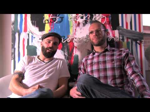 Killswitch Engage // Jesse &amp; Adam Interview Part 1