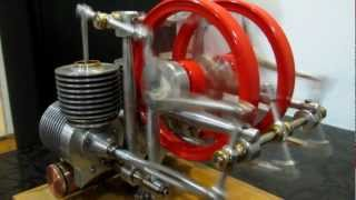 stirling engine-gama-