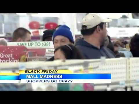 Two Shot Over Walmart Parking ... is listed (or ranked) 25 on the list The Worst Black Friday Injuries and Deaths of All Time