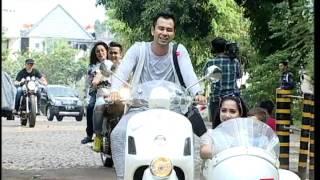 Gagahnya Raffi Ahmad, Andikha Pratama, Gading Main Motor Motoran  - Rumah Mama Amy (28/3)
