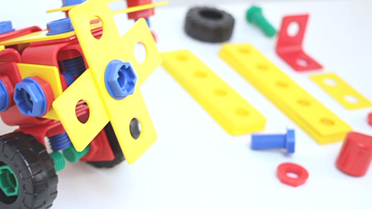 Costruzioni giocattolo per bambini da 4 anni big smart for Giocattoli per bambini di 5 anni