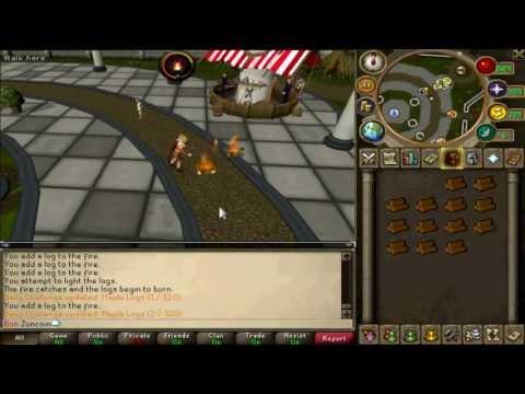 Runescape 1-99 Firemaking guide EoC F2P/P2P