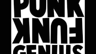 Punk Funk Genius - Smells Like Fish