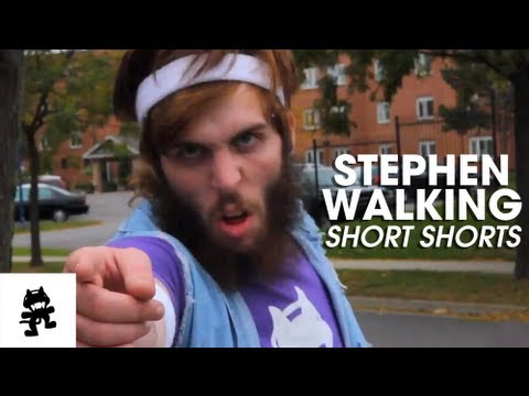Stephen Walking - Short Shorts [Monstercat Release]