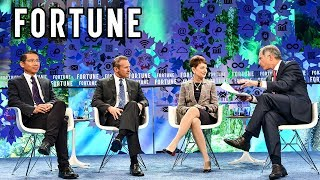 Building A Sustainable Energy FutureI Fortune