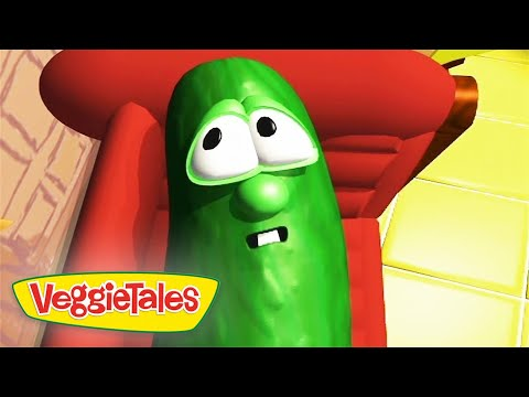Veggietales Silly Songs   I Love My Lips   Silly Songs With Larry Compilation   Cartoons For Kids