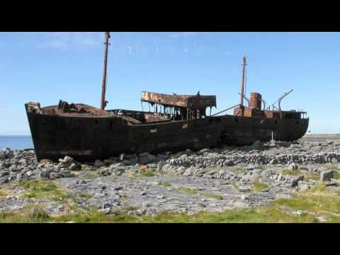 A unique view of The Aran Islands.flv