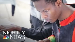 A School In Kenya Is Producing The Next Generation Of Engineers | NBC Nightly News