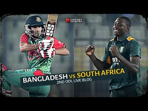 SOUTH AFRICA CRICKET TEAM TOUR OF BANGLADESH - 2015 ( OFFICIAL PROMO )