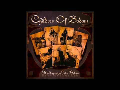 Children of Bodom - I'm shipping up to Boston HD